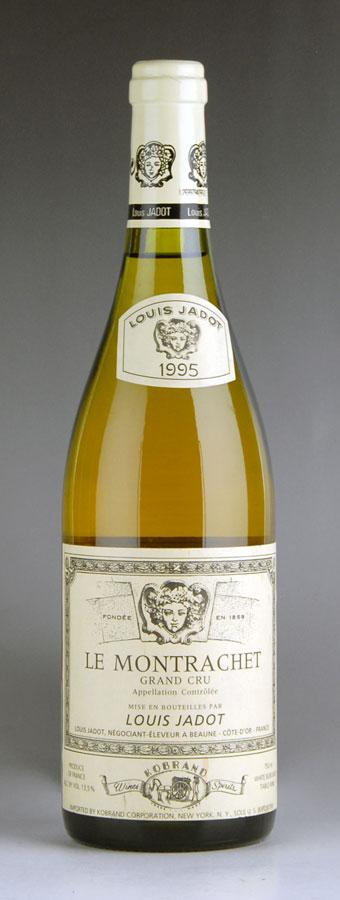 [1995] ルイ・ジャド ル・モンラッシェフランス / ブルゴーニュ / 白ワイン