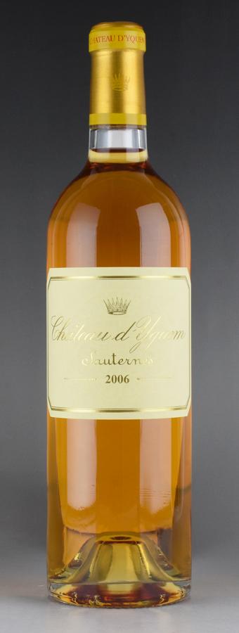 [2006] シャトー・ディケムフランス / ボルドー / 白ワイン