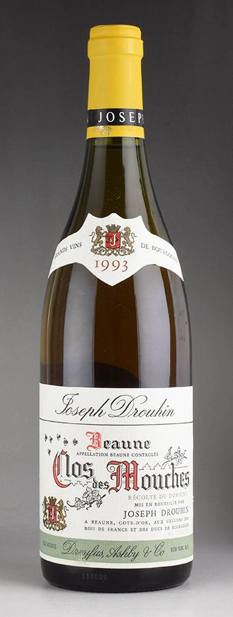 [1993] ジョセフ・ドルーアン ボーヌ・ブラン クロ・デ・ムーシュフランス / ブルゴーニュ / 白ワイン