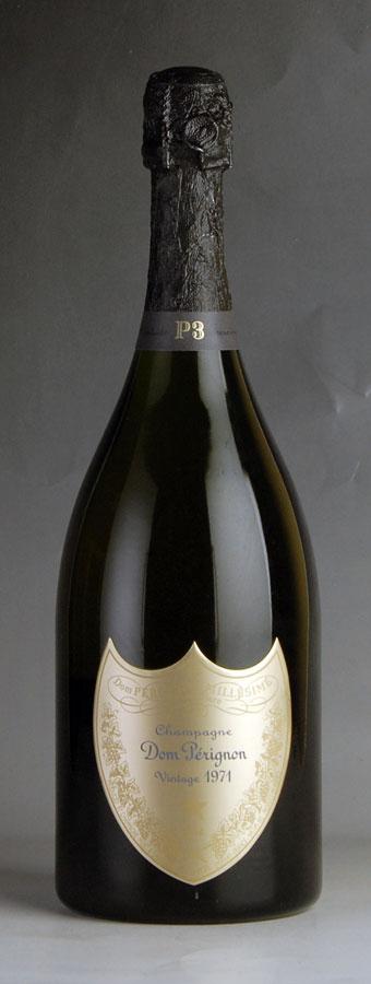 [1971] ドン・ペリニヨン P3 【箱なし】フランス / シャンパーニュ / 発泡系・シャンパン