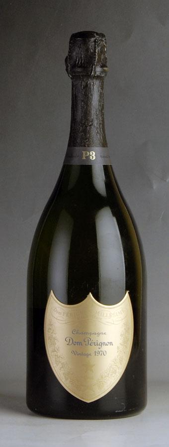 [1970] ドン・ペリニヨン P3 【箱なし】フランス / シャンパーニュ / 発泡系・シャンパン