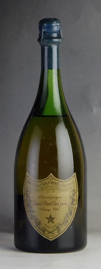 [1964] ドン・ペリニヨン ヴィンテージ 【箱なし】 ※ラベル擦れ、液面低いフランス / シャンパーニュ / 発泡系・シャンパン