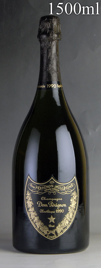 [1990] ドン・ペリニヨン エノテーク マグナム 1500ml 【箱なし】フランス / シャンパーニュ / 発泡系・シャンパン