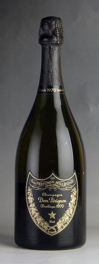 [1970] ドン・ペリニヨン エノテーク 【箱なし】フランス / シャンパーニュ / 発泡系・シャンパン