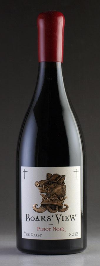 [2012] ボアズ・ビュー ピノ・ノワール ザ・コーストアメリカ / カリフォルニア / 赤ワイン
