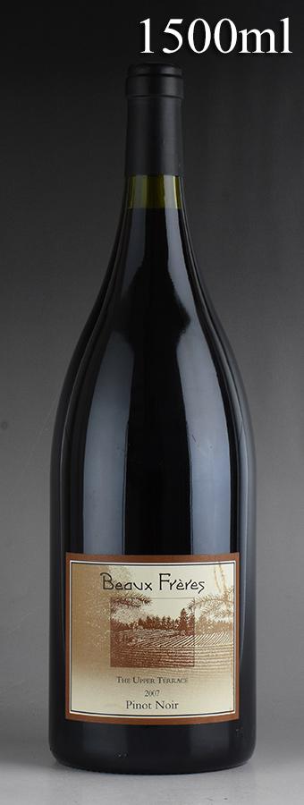 [2007] ボー・フレール ピノ・ノワール アッパー・テラス マグナム 1500ml ※ラベル汚れアメリカ / オレゴン / 赤ワイン