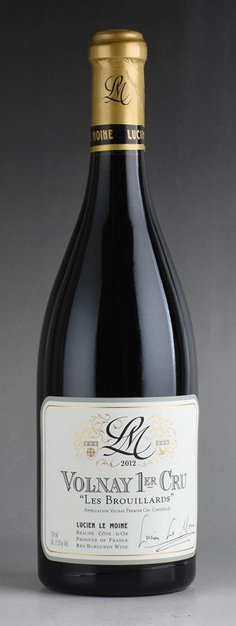 [2012] ルシアン・ル・モワンヌ ヴォルネイ レ・ブルイヤールフランス / ブルゴーニュ / 赤ワイン