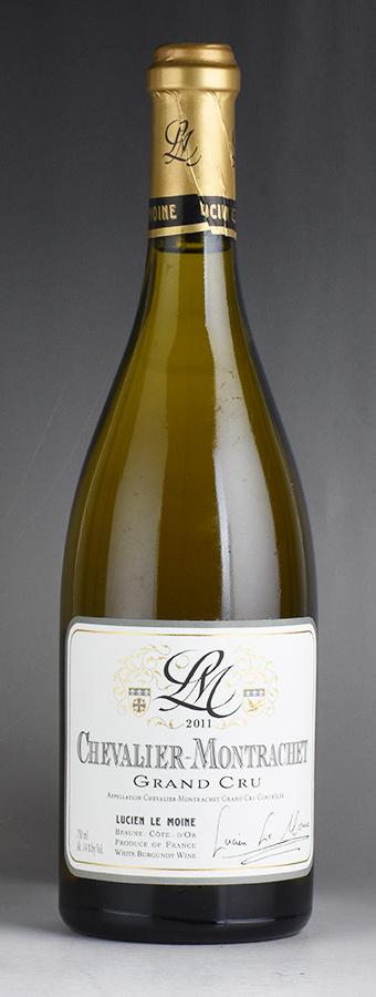 [2011] ルシアン・ル・モワンヌ シュヴァリエ・モンラッシェフランス / ブルゴーニュ / 白ワイン
