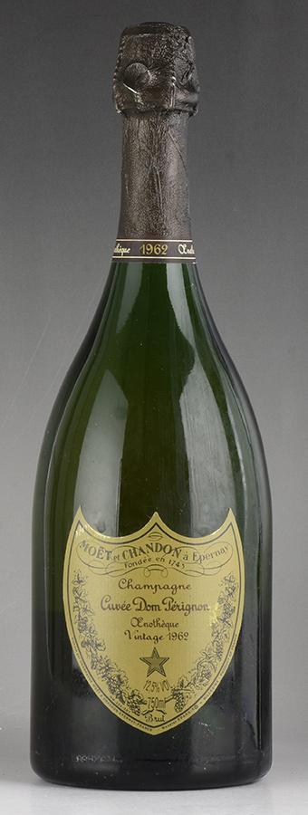 [1962] ドン・ペリニヨン エノテーク ※ラベルBフランス / シャンパーニュ / 発泡系・シャンパン