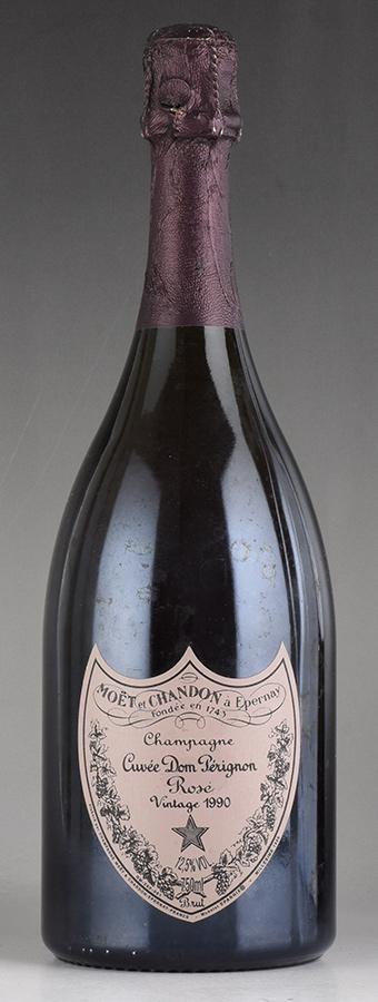 [1990] ドン・ペリニヨン ロゼフランス / シャンパーニュ / 発泡系・シャンパン