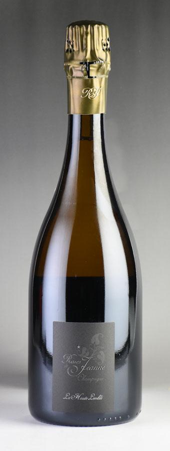 [2010] セドリック・ブシャール ローズ・ド・ジャンヌ ラ・オート・ランブレ ブラン・ド・ブランフランス / シャンパーニュ / 発泡系・シャンパン