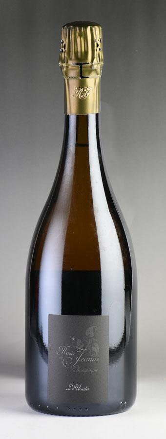 [2010] セドリック・ブシャール ローズ・ド・ジャンヌ レ・ズルシュル ブラン・ド・ノワールフランス / シャンパーニュ / 発泡系・シャンパン