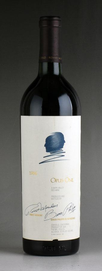 [1984] オーパス・ワン ※ラベル傷アメリカ / カリフォルニア / 赤ワイン