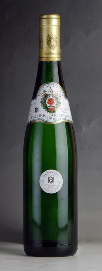 [1999] カルトホイザーホーフベルク アイテルスバッヒャー リースリング アウスレーゼ ロング・ゴールドカプセル A.P #18 ※液漏れ跡ありドイツ / 白ワイン /