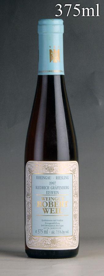 [1997] ロバート・ヴァイル キートリッヒャー・グレーフェンベルガー リースリング アイスヴァイン A.P #32 ハーフ 375mlドイツ / 白ワイン /[のこり1本]
