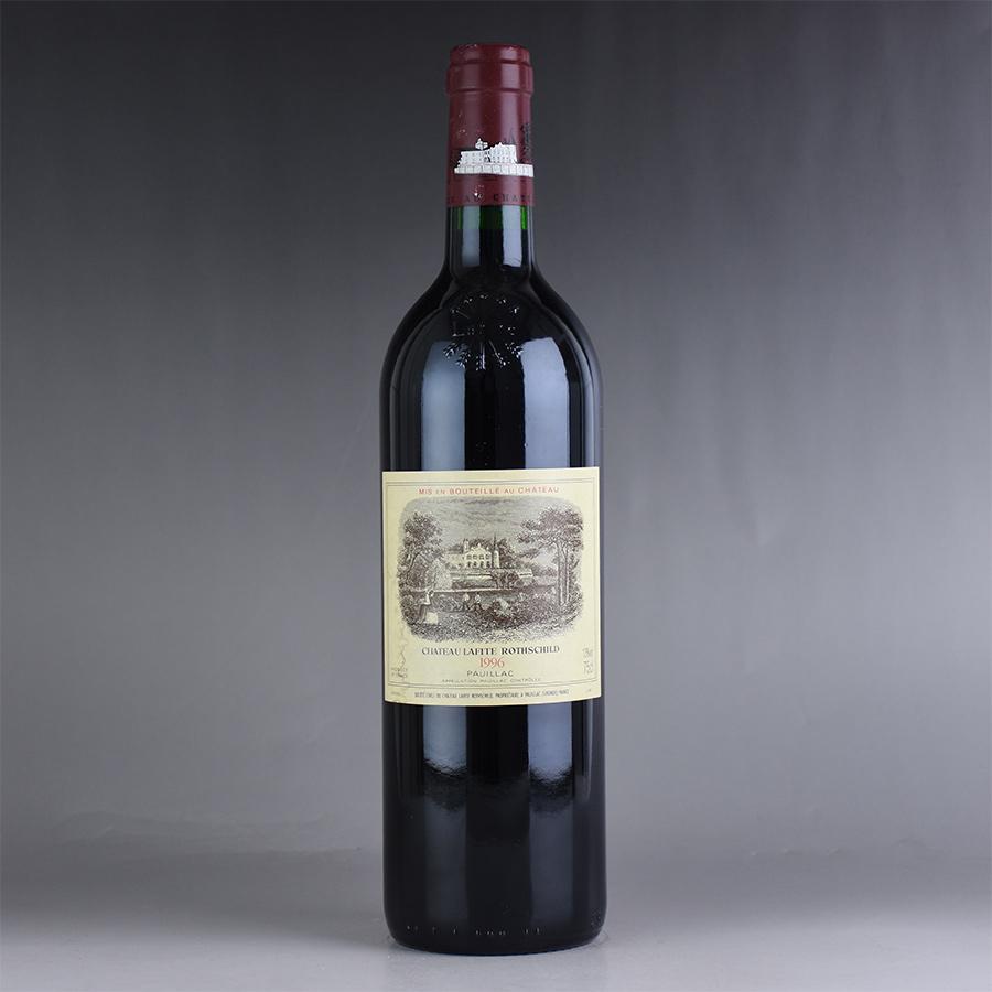 [1996] シャトー・ラフィット・ロートシルト ※ラベル汚れフランス / ボルドー / 赤ワイン