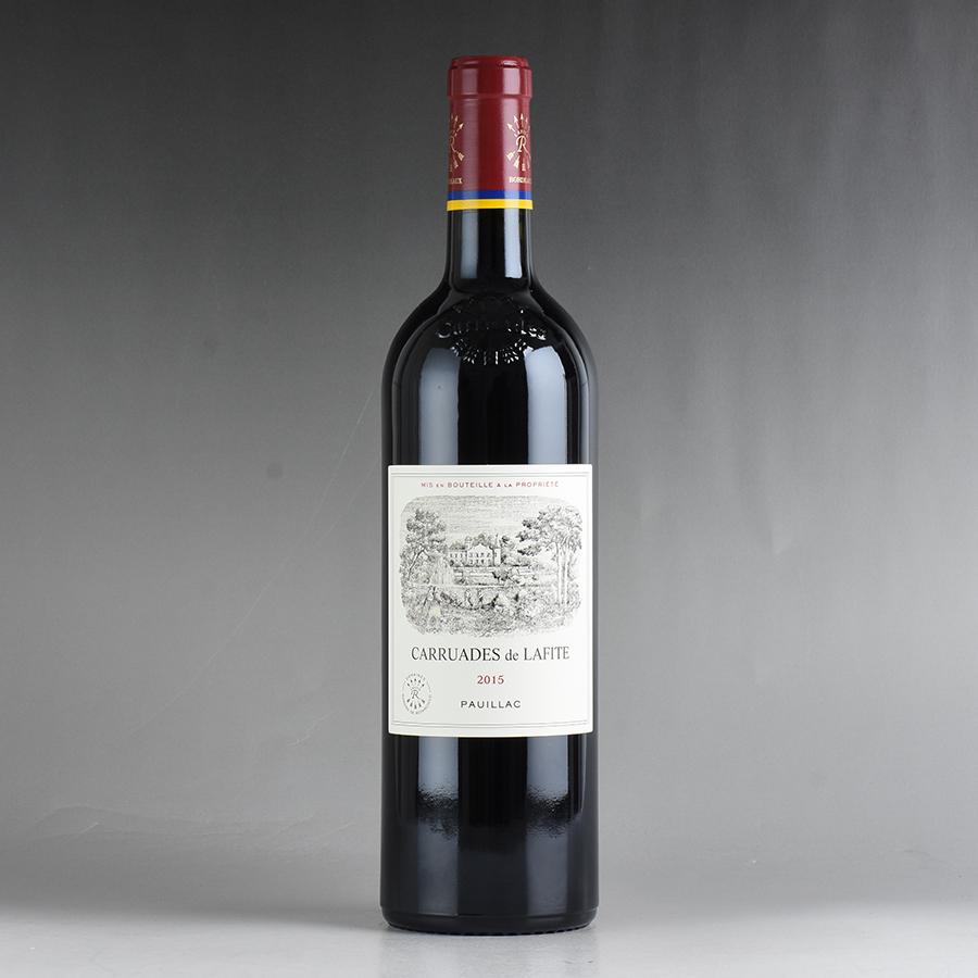[2015] カリュアド・ド・ラフィット・ロートシルト 【正規品】フランス / ボルドー / 赤ワイン