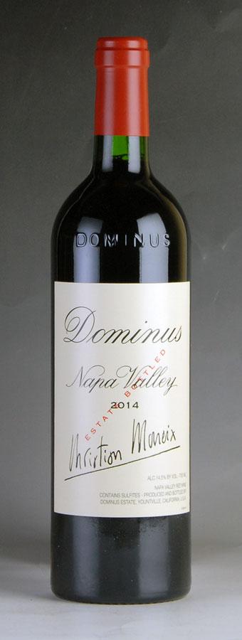 [2014] ドミナス 【正規品】アメリカ / カリフォルニア / 赤ワイン