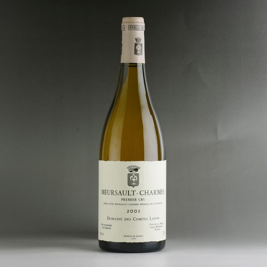 [2001] コント・ラフォン ムルソー シャルムフランス / ブルゴーニュ / 白ワイン