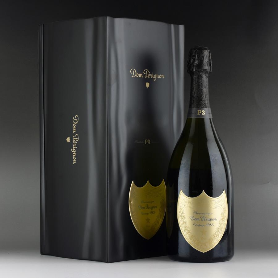 [1983] ドン・ペリニヨン P3 【ギフト箱】 ※箱に傷ありフランス / シャンパーニュ / 発泡系・シャンパン