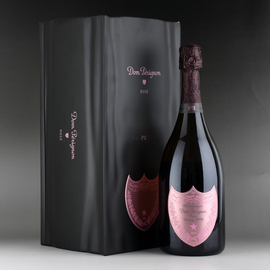 [1996] ドン・ペリニヨン P2 ロゼ 【ギフト箱】 ※箱に傷ありフランス / シャンパーニュ / 発泡系・シャンパン