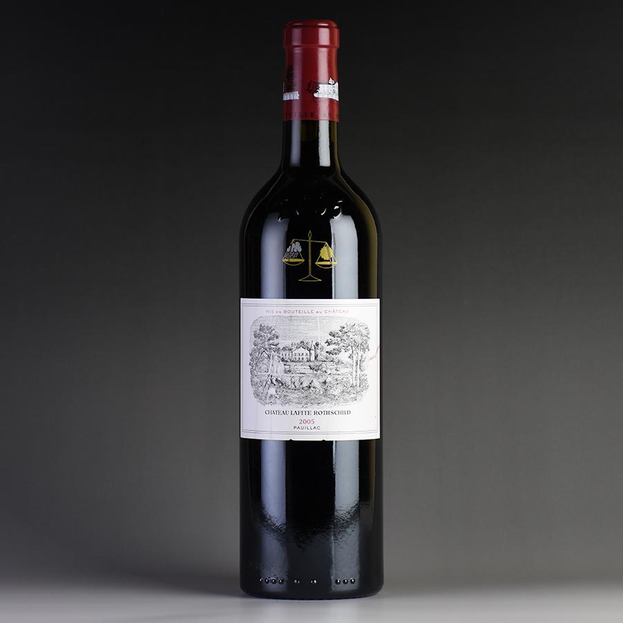 [2005] シャトー・ラフィット・ロートシルト ※ラベル汚れフランス / ボルドー / 赤ワイン