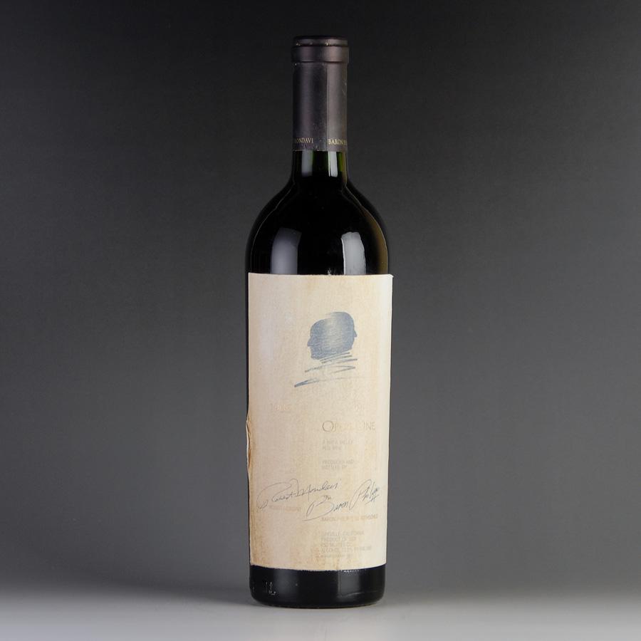 [1995] オーパス・ワン ※ラベル汚れアメリカ / カリフォルニア / 赤ワイン
