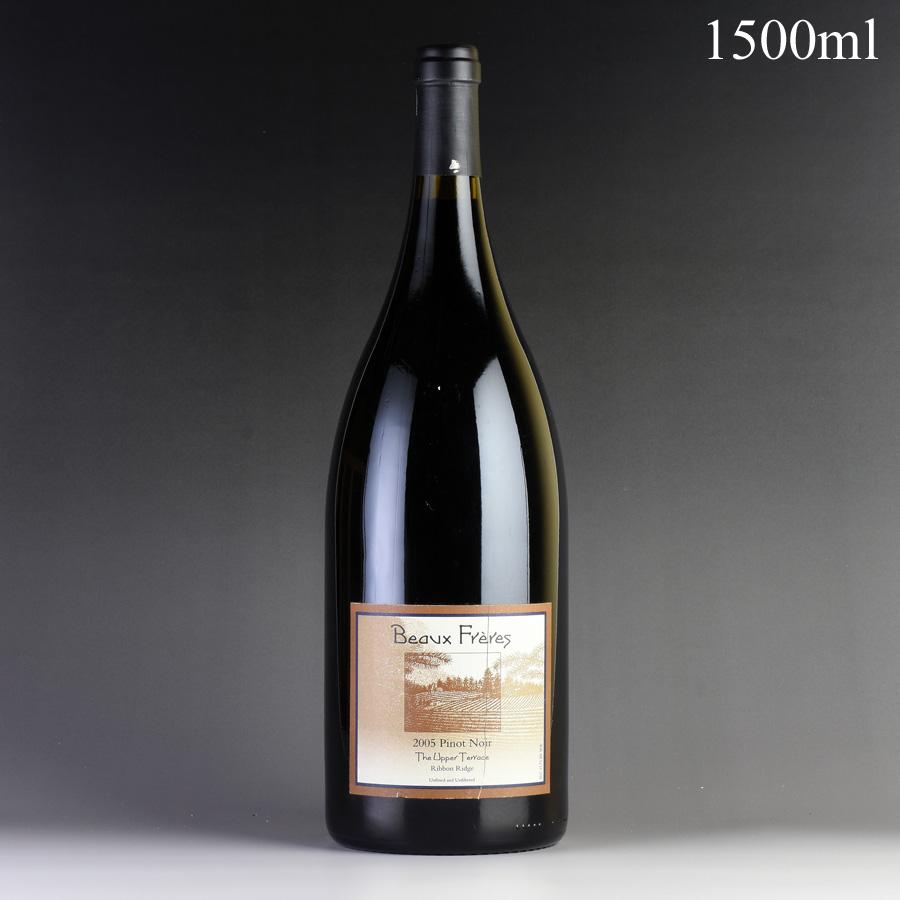 [2005] ボー・フレール ピノ・ノワール アッパー・テラス リボン・リッジ マグナム 1500ml ※ラベル傷アメリカ / オレゴン / 赤ワイン