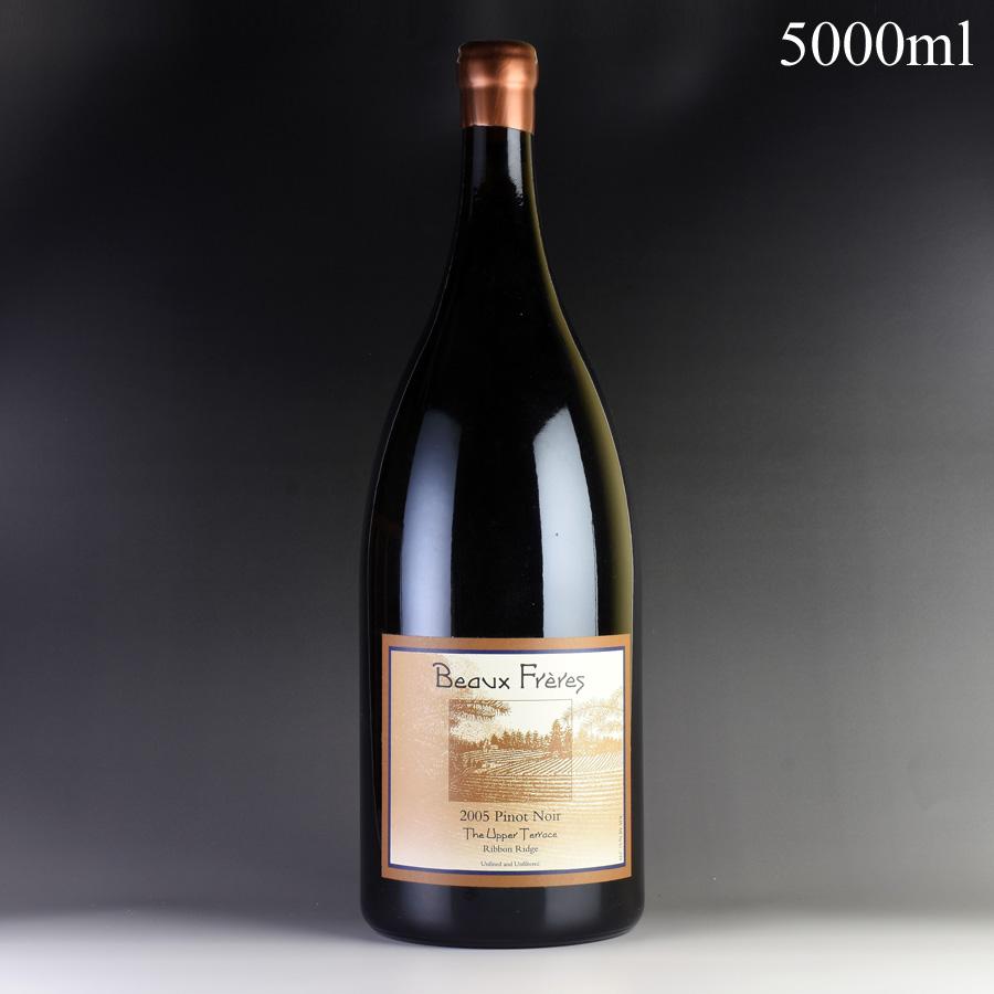 [2005] ボー・フレール ピノ・ノワール アッパー・テラス リボン・リッジ 5000ml ※ロウキャップ割れアメリカ / オレゴン / 赤ワイン