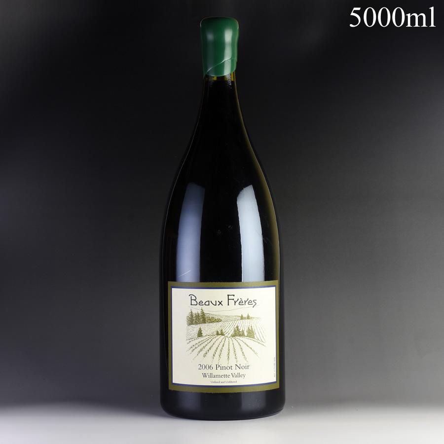 [2006] ボー・フレール ピノ・ノワール ウィラメット・ヴァレー 5000mlアメリカ / オレゴン / 赤ワイン