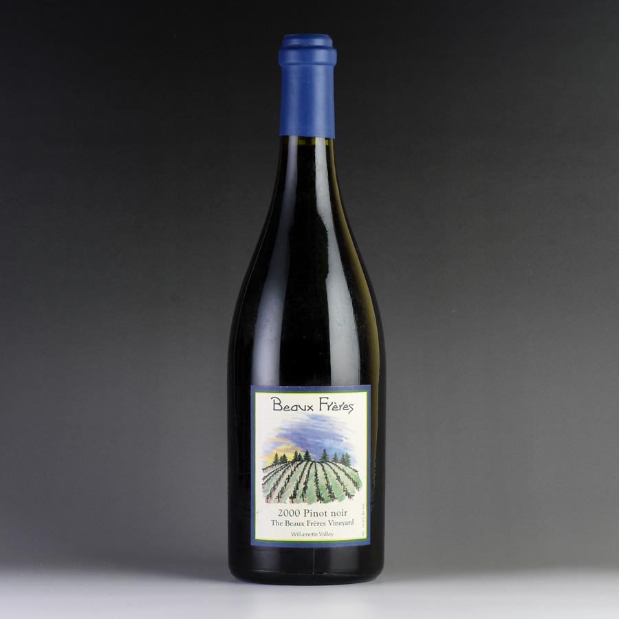 [2000] ボー・フレール ピノ・ノワール ボー・フレール・ヴィンヤード ウィラメット・ヴァレーアメリカ / オレゴン / 赤ワイン