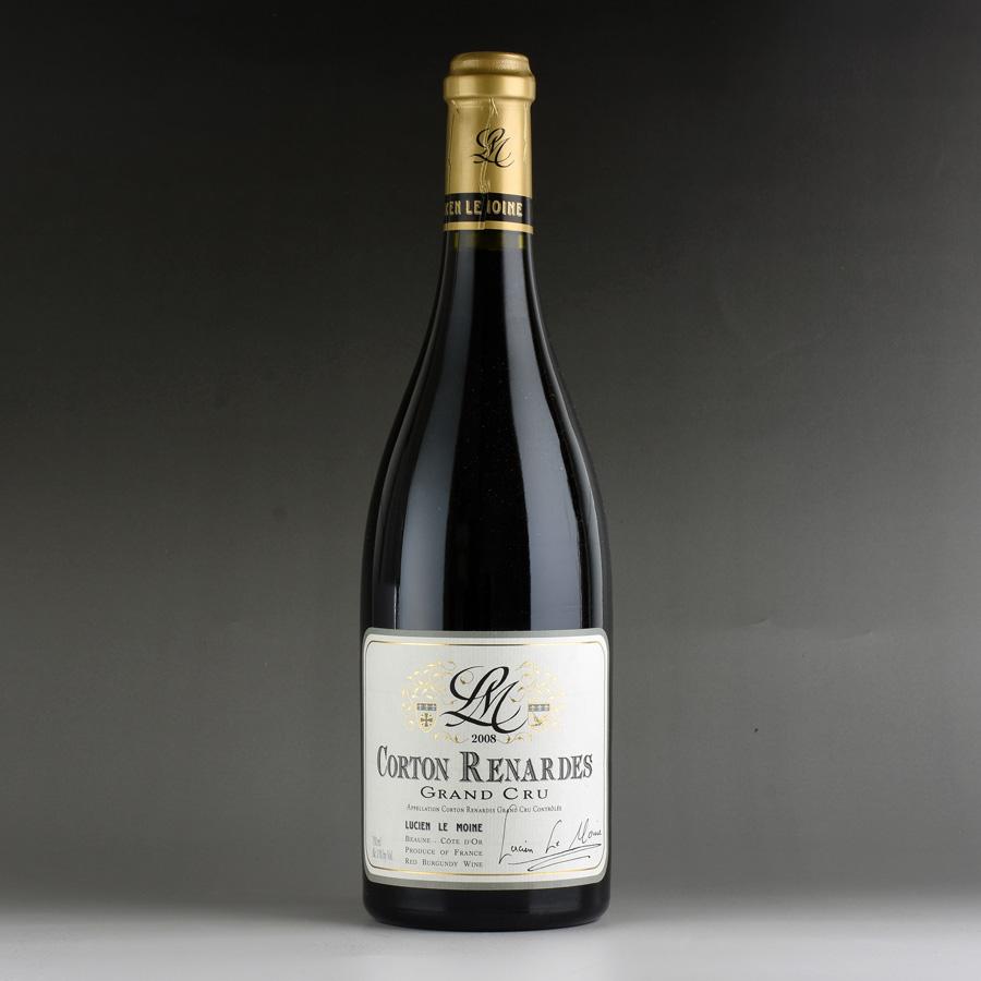 [2008] ルシアン・ル・モワンヌ コルトン・レナルドフランス / ブルゴーニュ / 赤ワイン