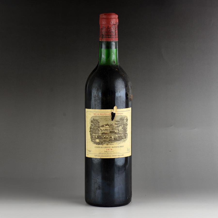 [1979] シャトー・ラフィット・ロートシルト ※ラベル汚れ・破れフランス / ボルドー / 赤ワイン