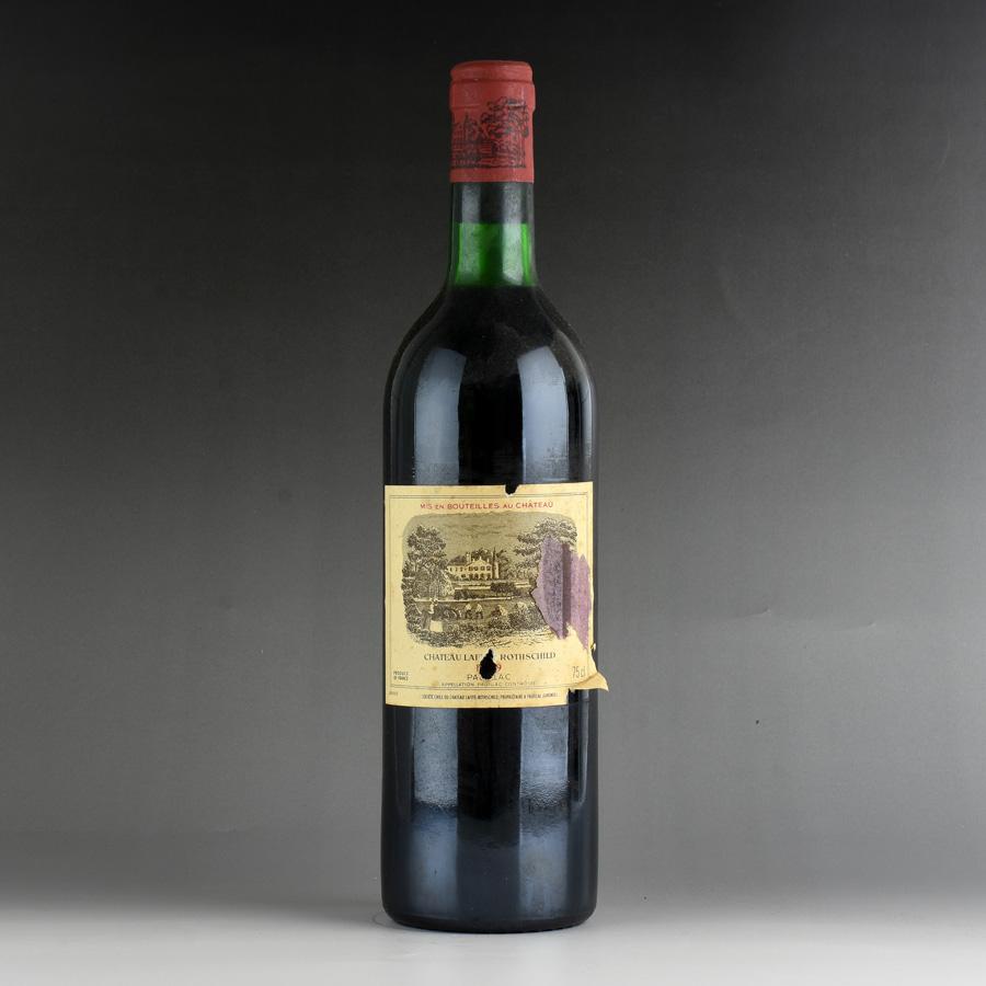 [1979] シャトー・ラフィット・ロートシルト ※ラベル汚れ・破れ、巻紙付着フランス / ボルドー / 赤ワイン