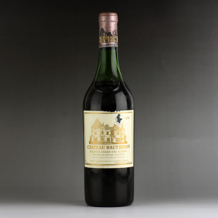 [1966] シャトー・オー・ブリオン ※液漏れ、ラベル破れフランス / ボルドー / 赤ワイン