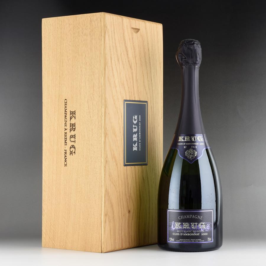 [2000] クリュッグ クロ・ダンボネ 【木箱入り】フランス / シャンパーニュ / 発泡系・シャンパン