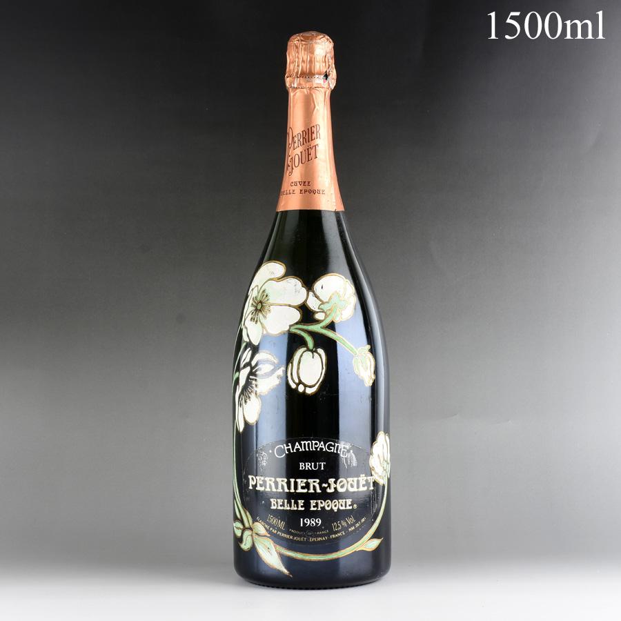 [1989] ペリエ・ジュエ ベル・エポック マグナム 1500mlフランス / シャンパーニュ / 発泡系・シャンパン