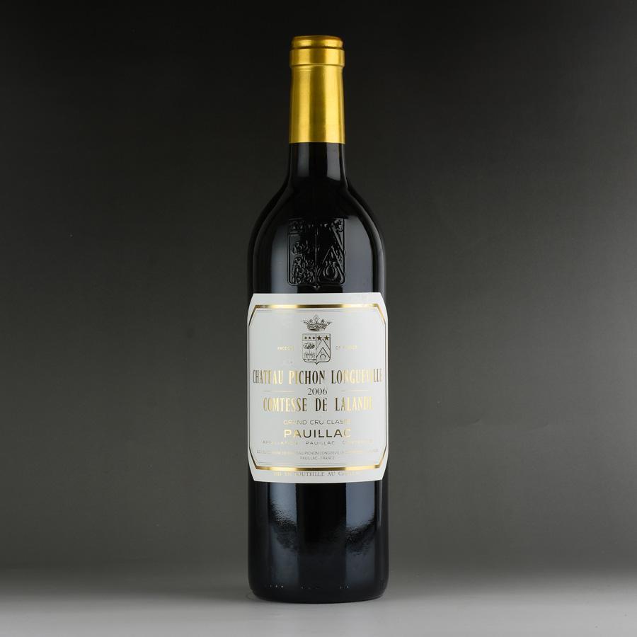 [2006] シャトー・ピション・ラランド ※ラベル傷フランス / ボルドー / 赤ワイン