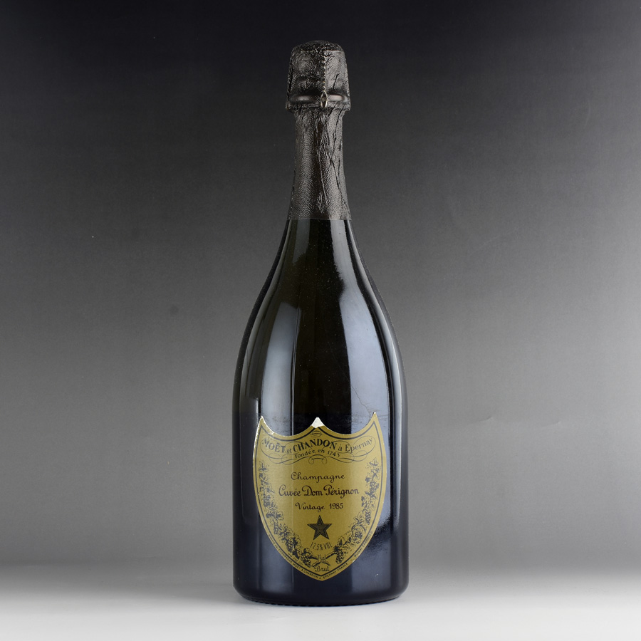 [1985] ドン・ペリニヨン ヴィンテージ ※ラベル傷フランス / シャンパーニュ / 発泡系・シャンパン
