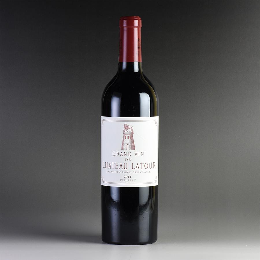 [2011] シャトー・ラトゥールフランス / ボルドー / 赤ワイン