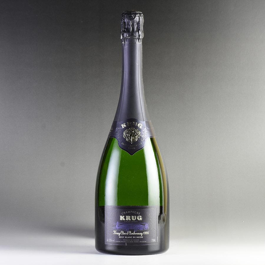 [1995] クリュッグ クロ・ダンボネ 【箱なし】フランス / シャンパーニュ / 発泡系・シャンパン
