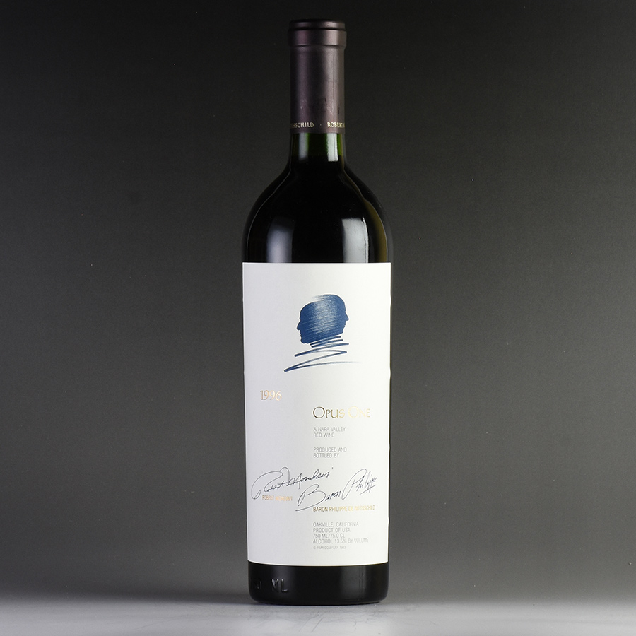 [1996] オーパス・ワンアメリカ / カリフォルニア / 赤ワイン