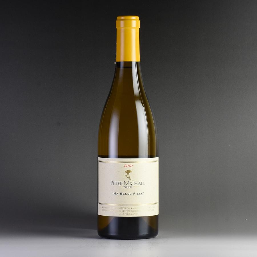 [2010] ピーター・マイケル シャルドネ マ・ベル・フィーユアメリカ / カリフォルニア / 白ワイン