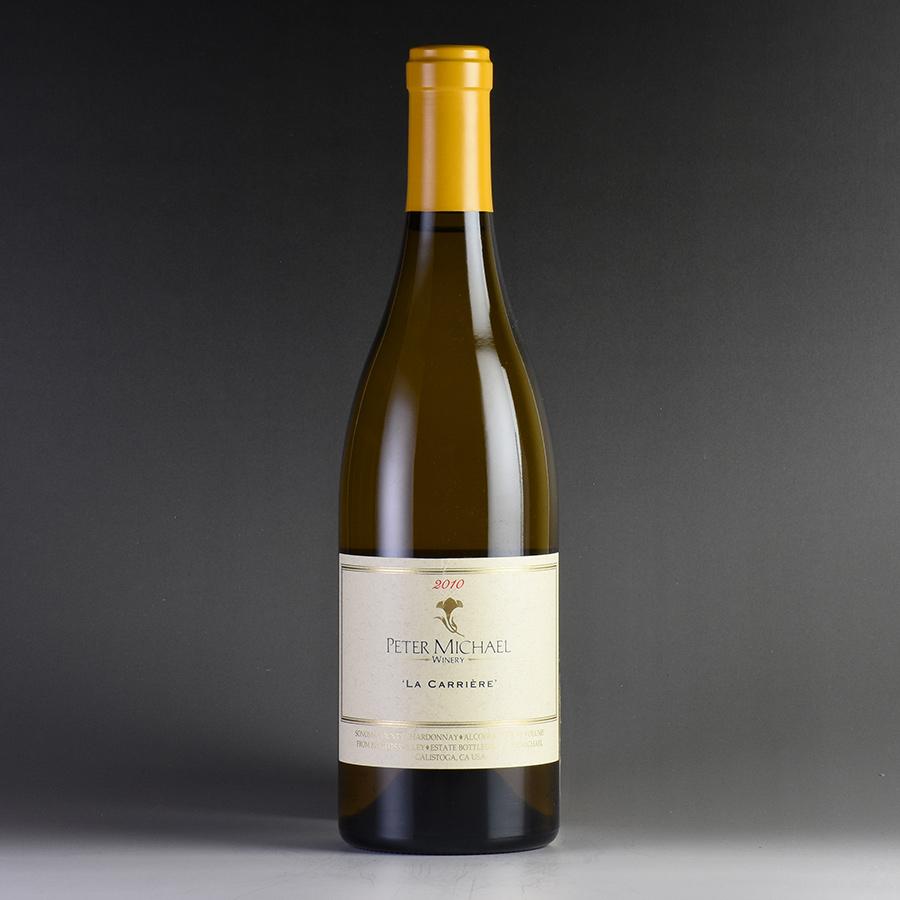 [2010] ピーター・マイケル シャルドネ ラ・キャリエールアメリカ / カリフォルニア / 白ワイン