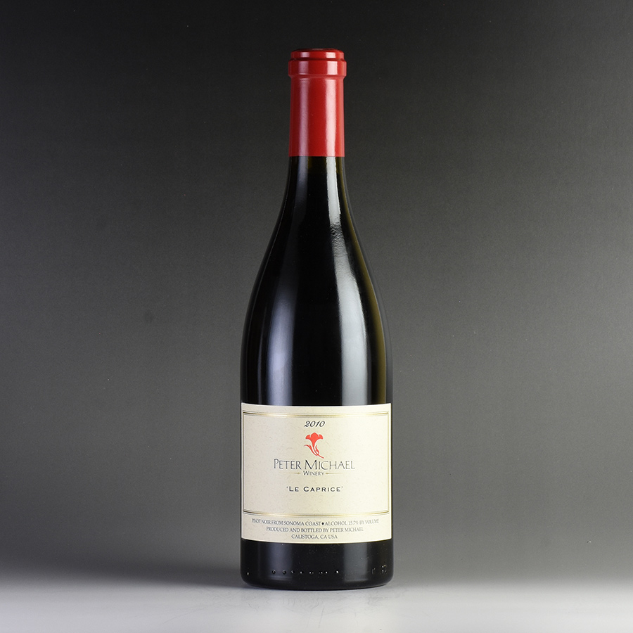 [2010] ピーター・マイケル ピノ・ノワール レ・カプリスアメリカ / カリフォルニア / 赤ワイン