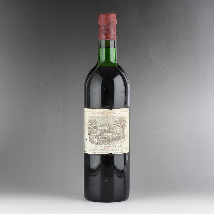 [1973] シャトー・ラフィット・ロートシルト ※ラベル汚れ、キズフランス / ボルドー / 赤ワイン