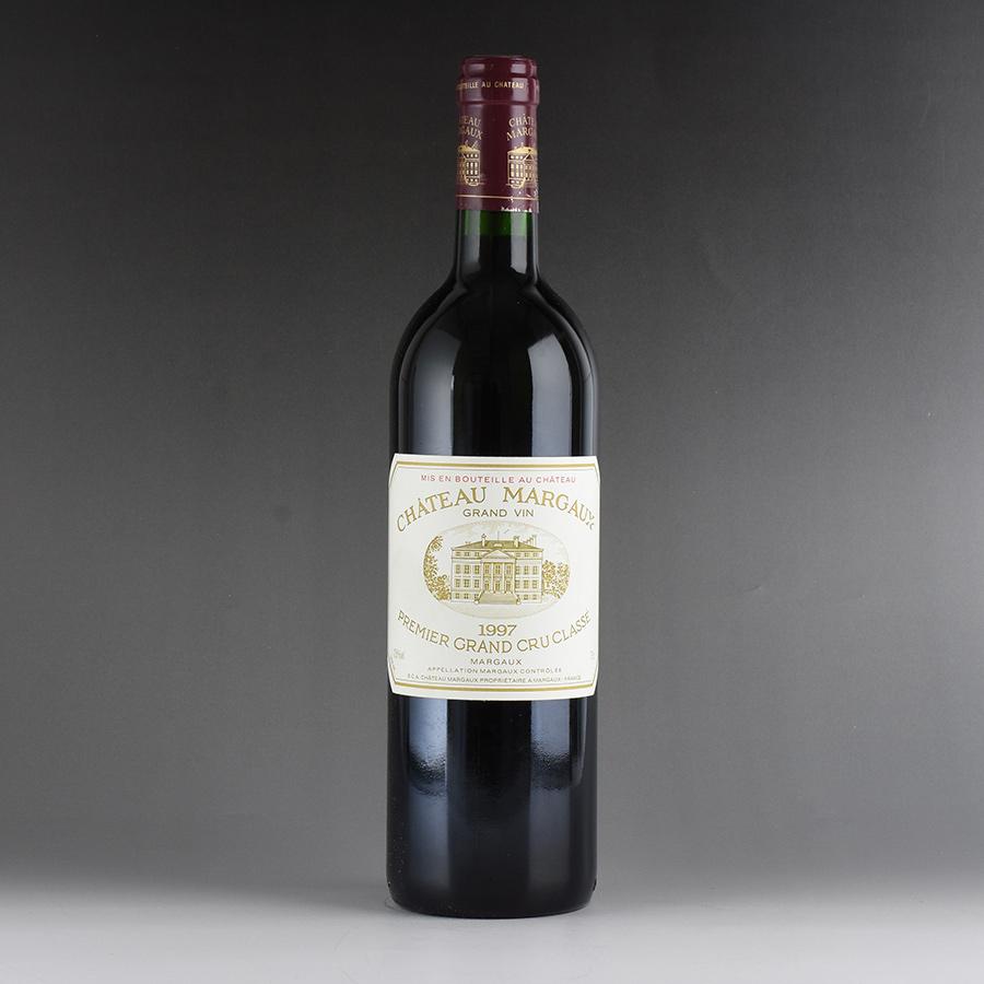 [1997] シャトー・マルゴー ※ラベル傷フランス / ボルドー / 赤ワイン