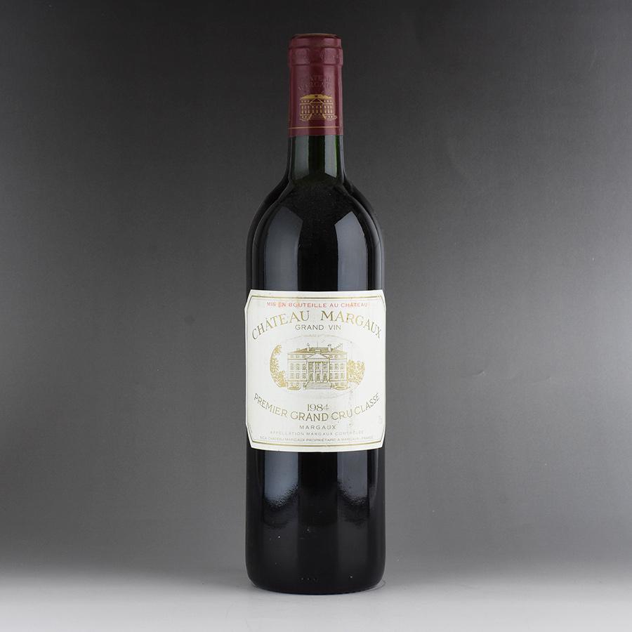 [1984] シャトー・マルゴー ※ラベル擦れありフランス / ボルドー / 赤ワイン