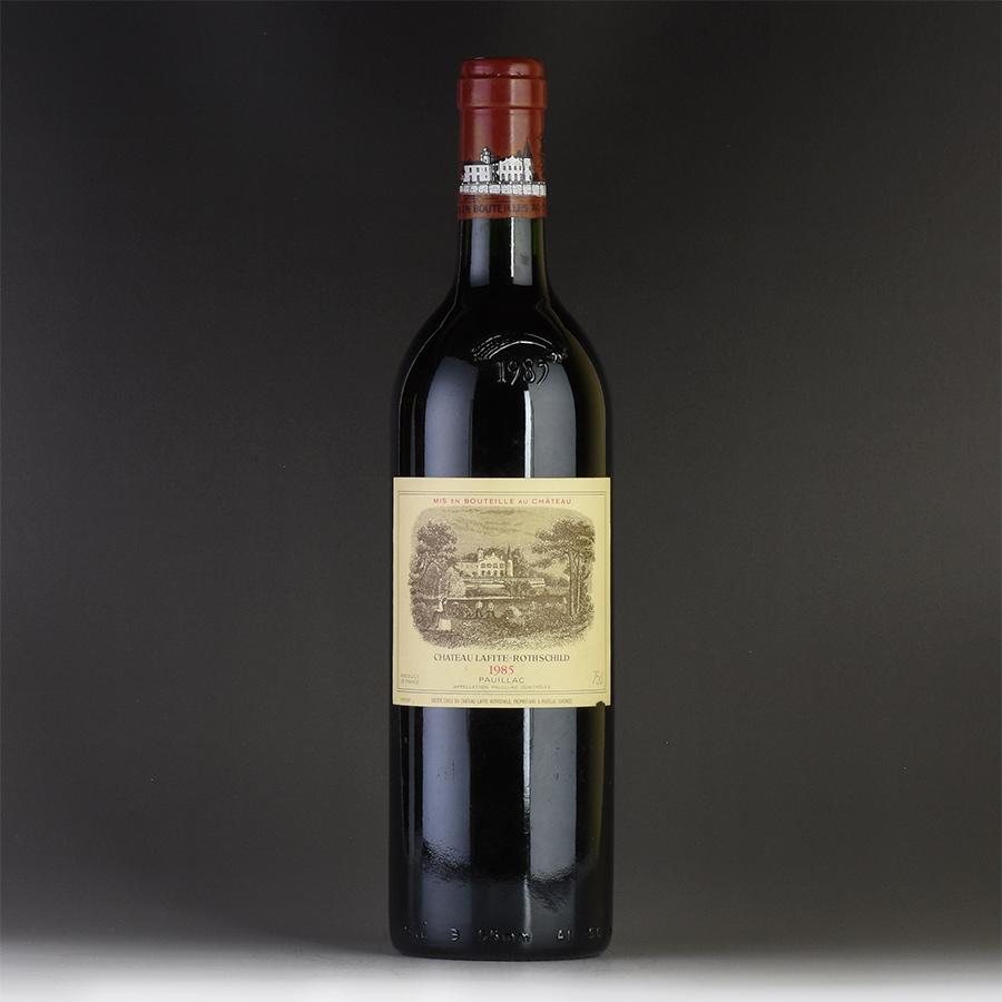 【送料無料】 [1985] シャトー・ラフィット・ロートシルト ※ラベル傷フランス / ボルドー / 赤ワイン