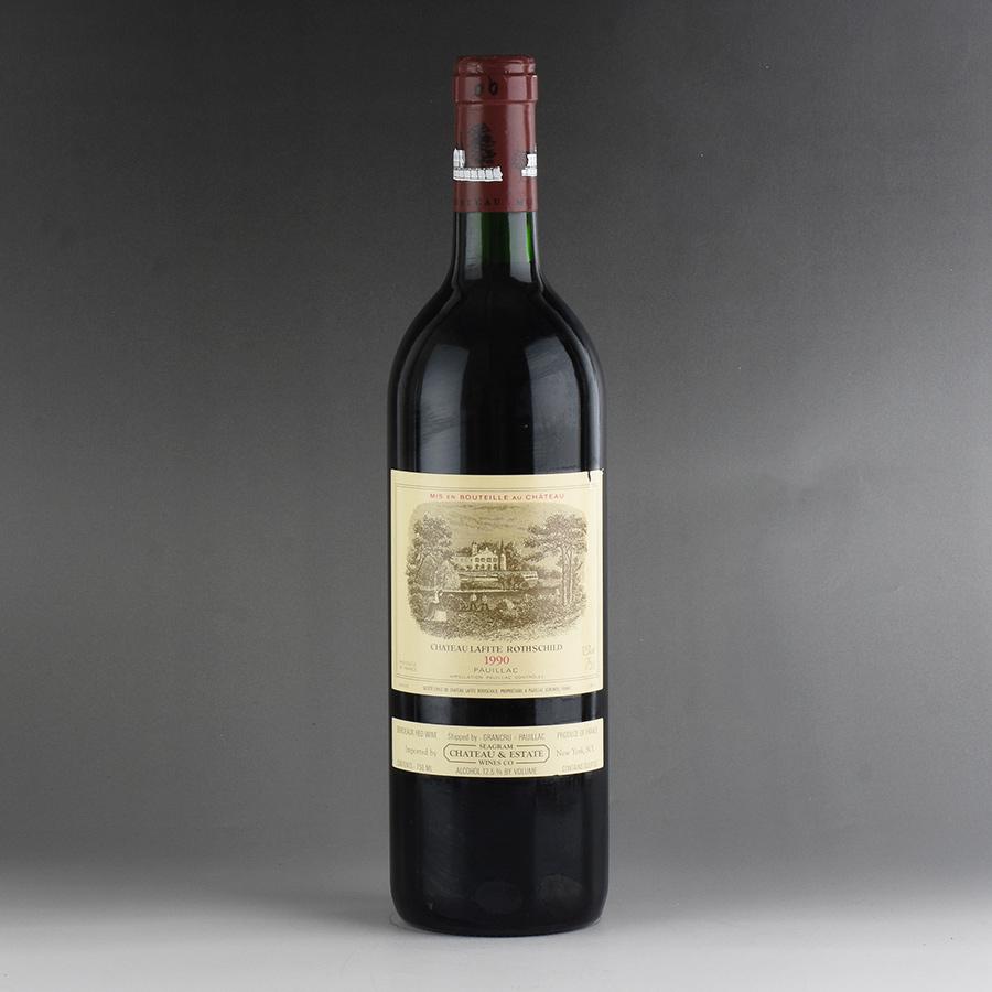 [1990] シャトー・ラフィット・ロートシルト ※ラベル傷フランス / ボルドー / 赤ワイン